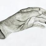 o.T. (Hand)